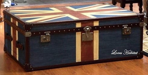 Union Jack Furniture Series:  Household by Locus Habitat