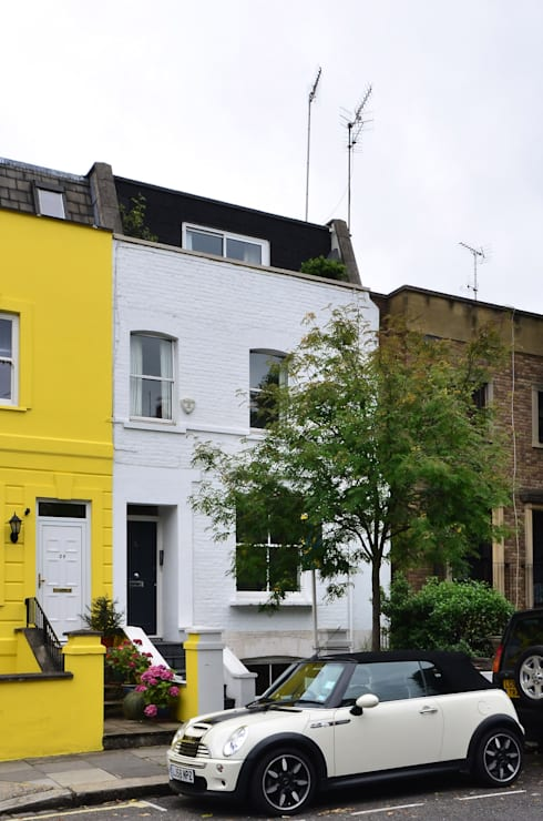Maxwell Road - London SW6:   by Spiering & Co