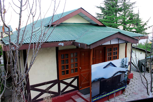 Best Resort In Fagu:  Hotels by Snow King Retreat