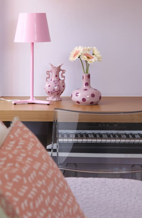 Детская комната в . Автор – Lore Arquitetura