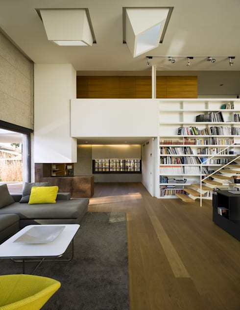 Living room by sanahuja&partners