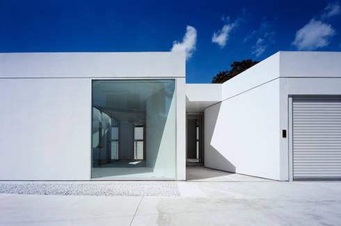 House in Komae:  Makoto Yamaguchi Designが手掛けた家です。