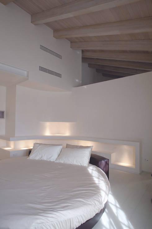 Projekty,  Domy zaprojektowane przez baranzoni architetti