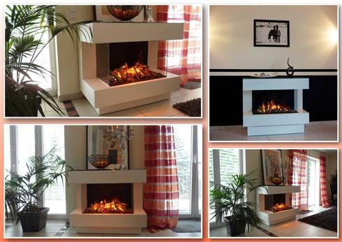 moderne kamine elektrokamine ethanolkamine by kamin. Black Bedroom Furniture Sets. Home Design Ideas