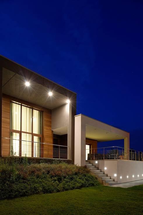 Projekty,  Ogród zaprojektowane przez M A+D Menzo Architettura+Design