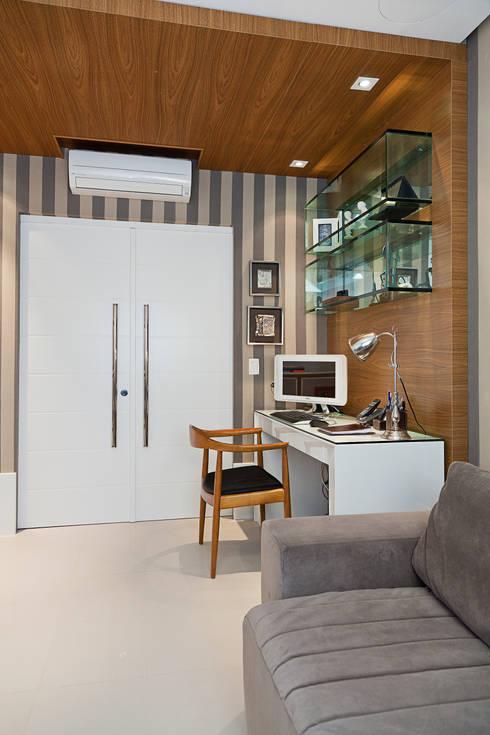 Link Interiores:  tarz Çalışma Odası