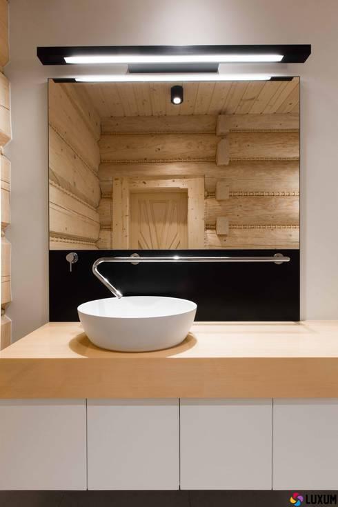 Luxum:  tarz Banyo