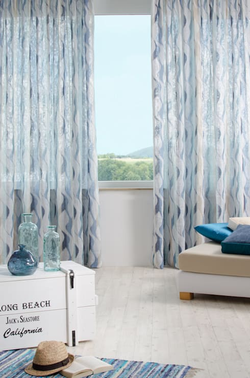 Indes Fuggerhaus Textil GmbH의  거실