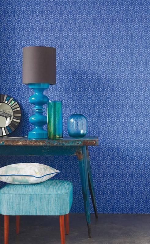 Murs & Sols de style de style Moderne par TapetenStudio.de