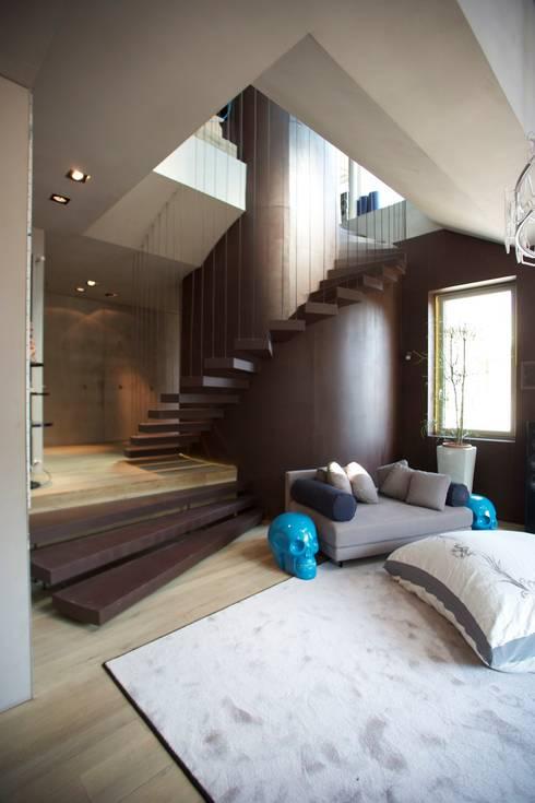 Домашнее хозяйство  в . Автор – MetroArea Architetti Associati