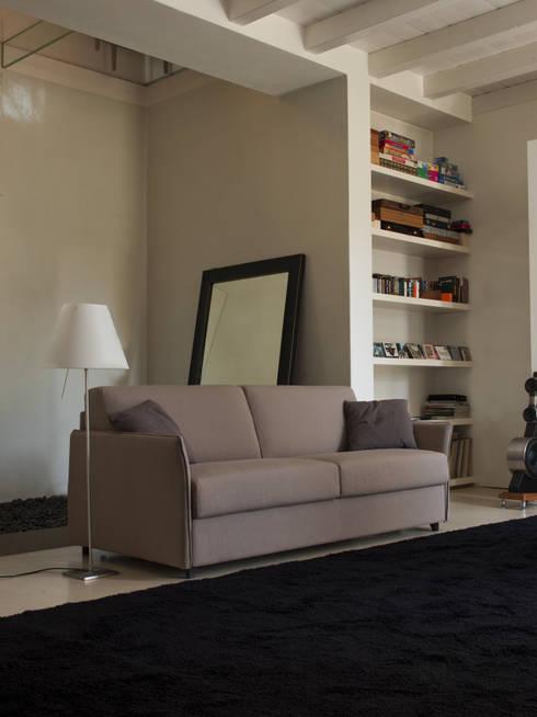 STAN: Soggiorno in stile  di Milano Bedding