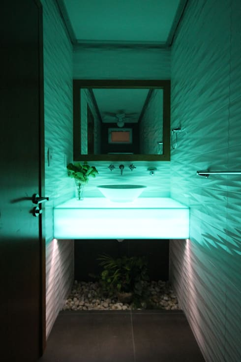 Bathroom by Losanto Arquitectos
