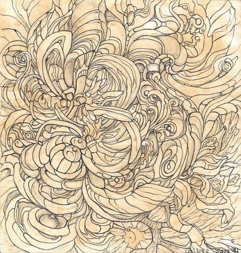 Arte de estilo  por Victoria Zukovska