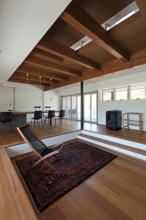 HOUSE KA: sMile sTudio co,ltd.,/有限会社スマイルスタジオが手掛けた家です。