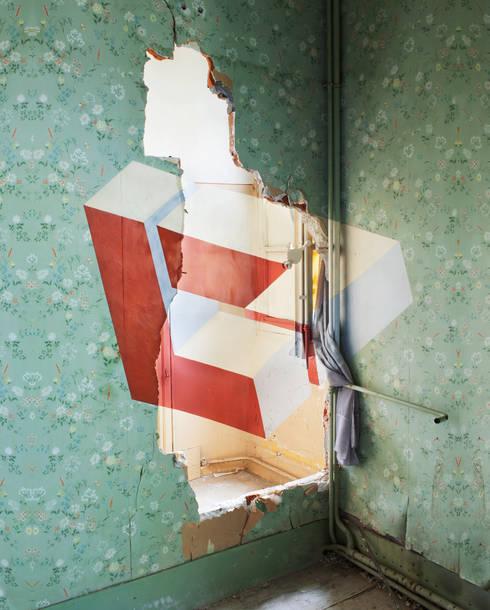 Géométrie de l'Impossible #7:  de style  par Fanette G