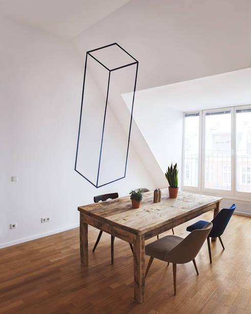 Blue Berlin:  de style  par Fanette G