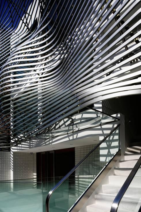 Dear Jingumae  bildg: 株式会社 アマノデザイン事務所が手掛けたオフィススペース&店です。