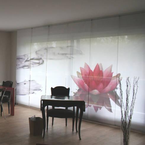 Panneaux japonais impression numérique sur mesure par Arielle D ...