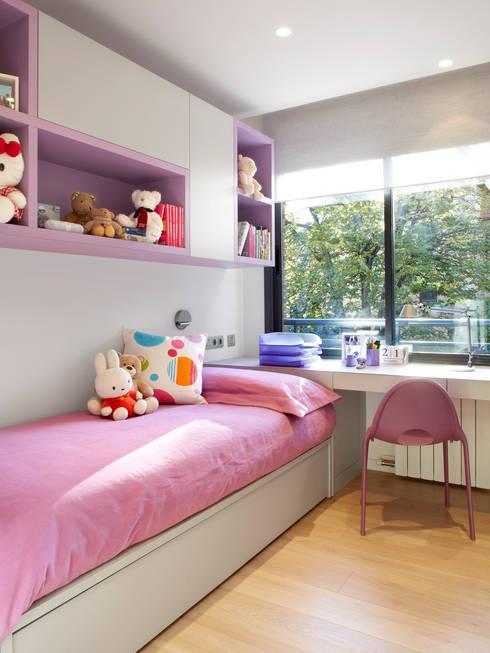 غرفة الاطفال تنفيذ Molins Design