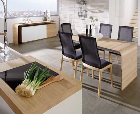 Muebles de dise o alem n de imagine outlet homify - Muebles diseno outlet ...