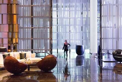 W Guangzhou Hotel & Residences:   by Rocco Design Architects Limited
