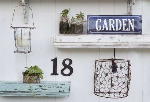 Temporada Otoño-Invierno 2015: Jardines de estilo colonial por VILLATTE - La Maison