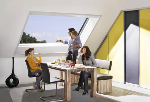 panorama dachfenster von roto dach und solartechnologie gmbh homify. Black Bedroom Furniture Sets. Home Design Ideas