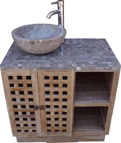 Bathroom by Guru-Shop