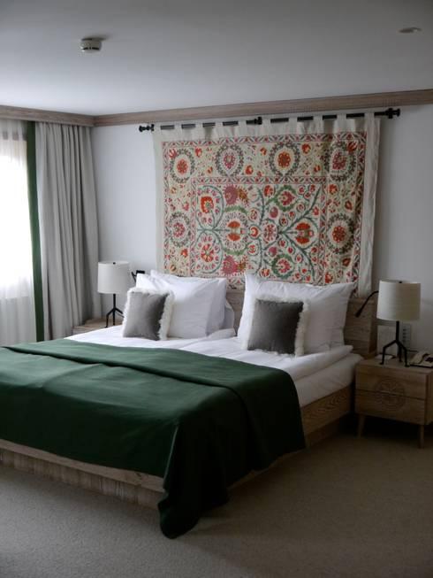 Wandbehang:  Hotels von Strigo GmbH