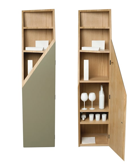 Wohnzimmer von Alessandro Busana Designstudio