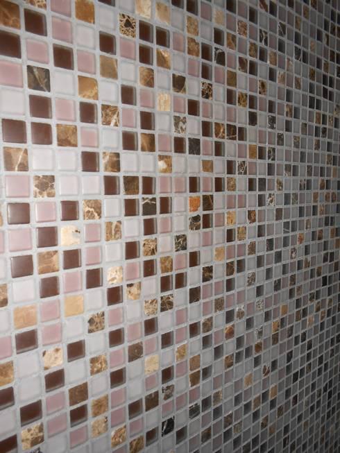 WC SUGAR: modern Bathroom by ANDRE VENTURA DESIGNER