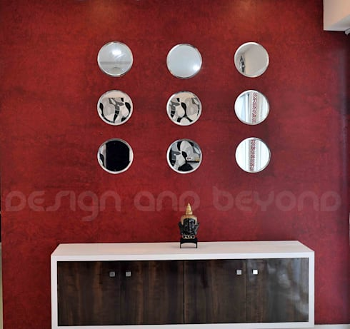 Wall Art: modern Houses by Design and beyond
