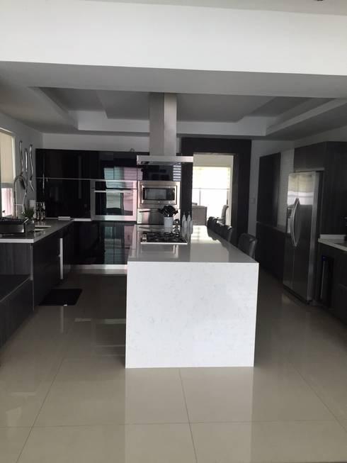 minimalistic kitchen by fabr