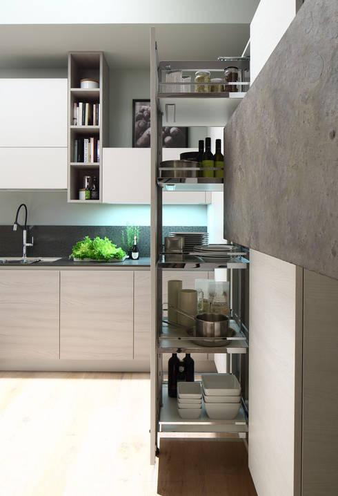 moderne Küche von ARREX LE CUCINE