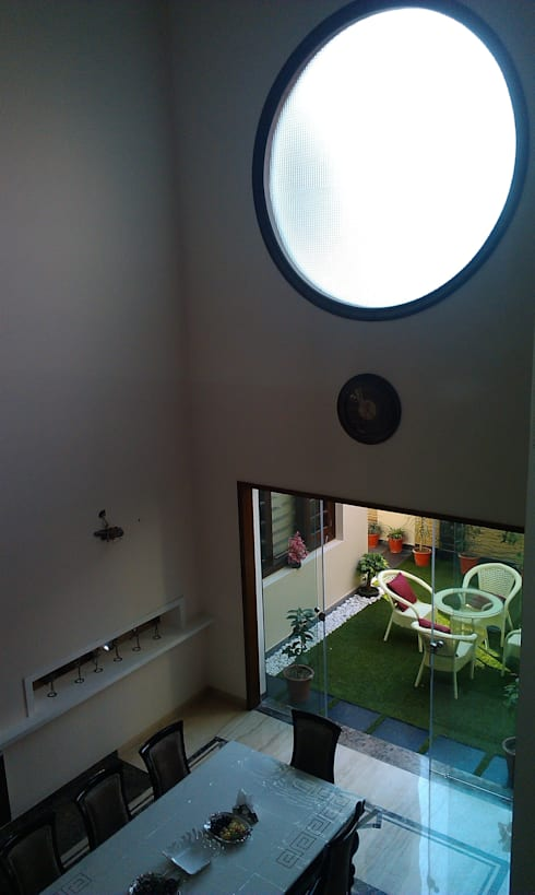 Residence M-35:  Windows by ArchiDes