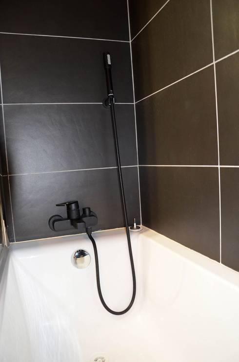 ห้องน้ำ by Espaces à Rêver