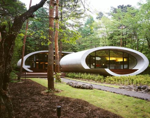 SHELL: ARTechnic architects / アールテクニックが手掛けた家です。