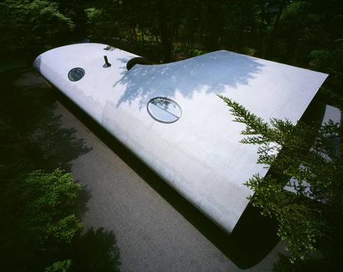 SHELL: ARTechnic architects / アールテクニックが手掛けた壁です。