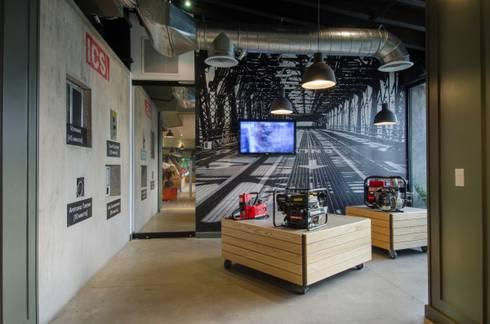 AFOSA: Espacios comerciales de estilo  por Eos México