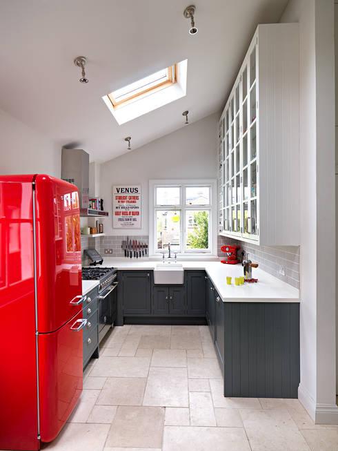 moderne Küche von Williams Ridout
