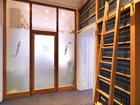 Barristers Chambers:  Office spaces & stores  by Williams Ridout