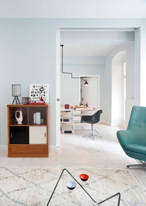 OFFICE:  Wohnzimmer von VINTAGENCY