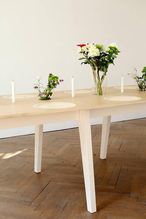 Sala de jantar  por Feryel Mokni