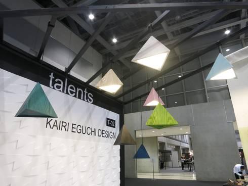 TETRA TONE: Kairi Eguchi Designが手掛けたです。