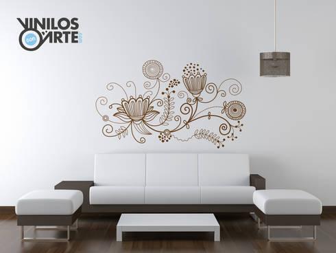 Por vinilos con arte homify - Vinilos con arte ...