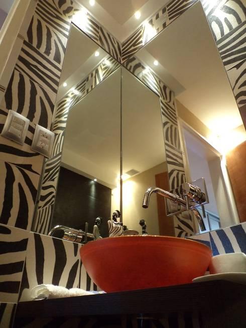 Interiorismo Zen: Baños de estilo  por LEBEL
