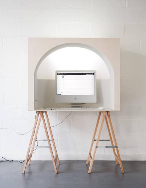 Arbeitszimmer von Hadrien Fouin