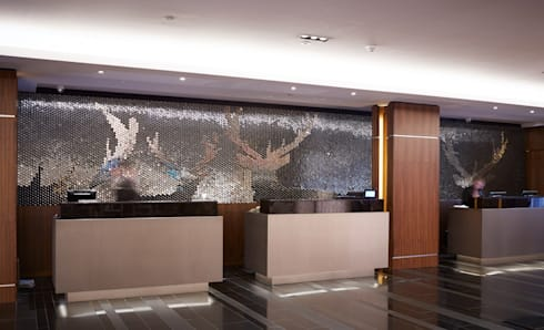 Sheraton Hotel:  Hotels by Giles Miller Studio
