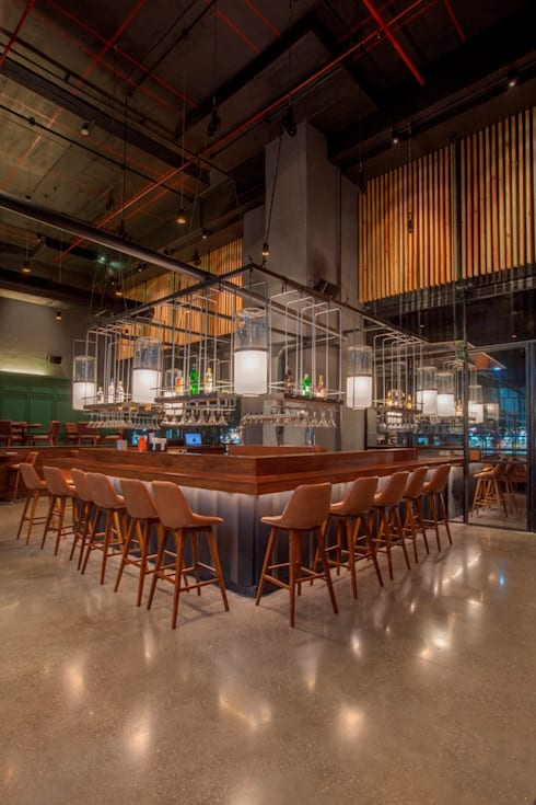 Independence Brewing Company:  Gastronomy by Studio Lotus
