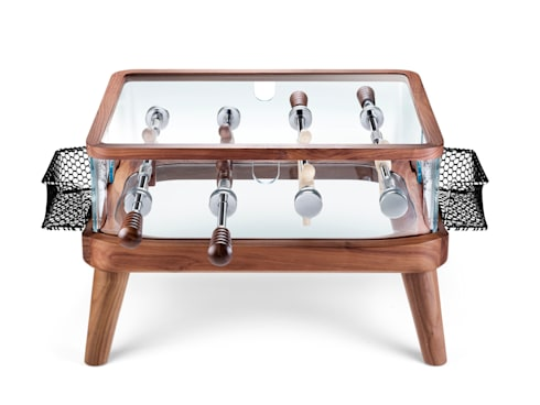 Intervallo Foosball Table:  Multimedia room by Quantum Play